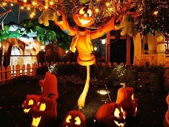 Top 10 de los mejores lugares del mundo para celebrar Halloween