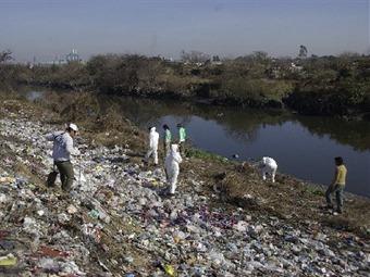 La contaminación amenaza a 200 millones de personas