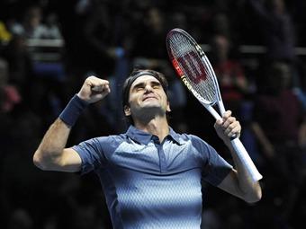 Federer y Nadal se encontrarán en la semifinal de la Copa de Maestros