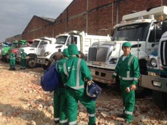 Contraloría critica demoras del Distrito en licitación de basuras
