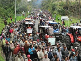 Minagricultura advirtió que paro agrario sería usado con fines políticos