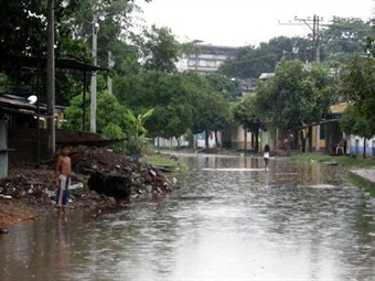 Declaran alerta naranja en Barrancabermeja por aumento del río Magdalena