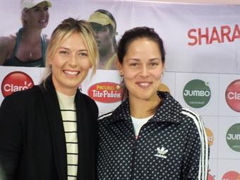 Entrevista exclusiva con Maria Sharapova y Ana Ivanovic