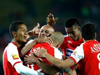 Santa Fe enfrentará a Morelia en fase preliminar de Copa Libertadores