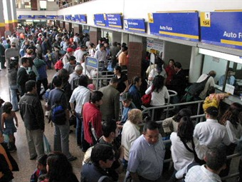 Más de 4 millones de pasajeros movilizarán aeropuertos del país en navidad