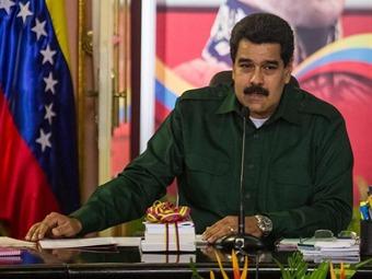 Maduro estudia posible ley de amnistía para Venezuela