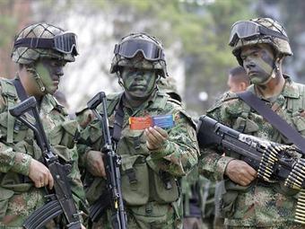 Estados Unidos apoyaba secretamente operaciones militares en Colombia