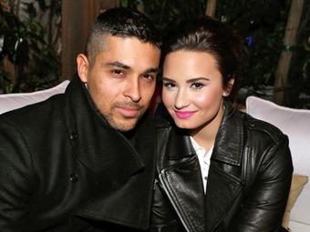 Wilmer Valderrama y Demi Lovato estarían preparando su boda
