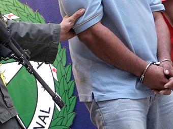 Policía metropolitana de Cartagena capturó a 8 presuntos extorsionistas