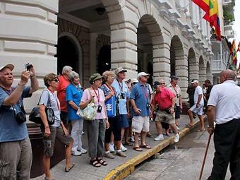 A Cartagena llegaron este año más turistas que el promedio nacional