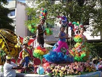 18 municipios de antioquia en fiestas durante el puente de for Fiestas jardin antioquia 2016