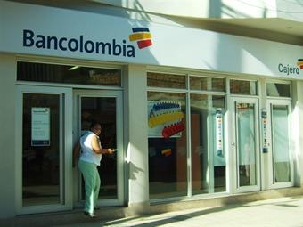 Resultado de imagen para banco colombia