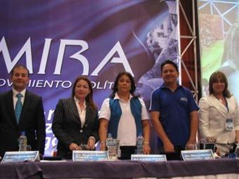 Le están haciendo un montaje político al MIRA: Gloria Stella Díaz