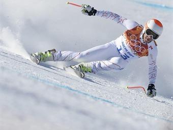 Se inauguran los juegos olímpicos de invierno en Sochi - Rusia