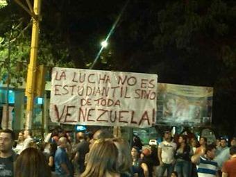 Tensa situación de orden público en zona venezolana fronteriza con Colombia