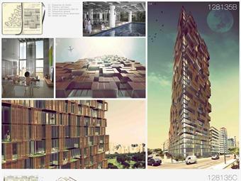 Arquitectos colombianos finalistas en concurso mundial de for Arquitectos colombianos