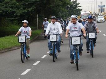 Medellín será sede del Foro Mundial de la Bici en el 2015