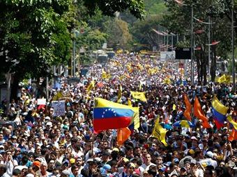 Van 14 personas muertas durante protestas en Venezuela