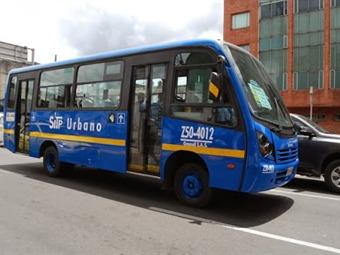 Hoy comienza subsidio de transporte para afiliados de Sisben en Bogotá