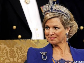 Reina Máxima de Holanda inicia visita oficial a Colombia