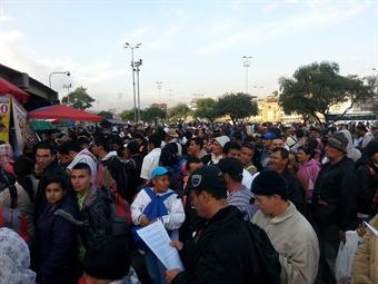 Gobierno desconoce si organizadores de marchas campesinas son disidentes
