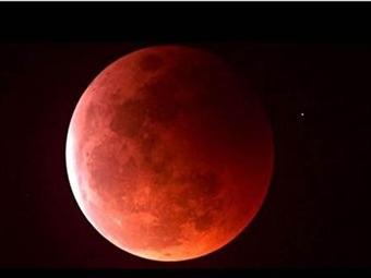 Desde Colombia se podrá ver el eclipse total de Luna
