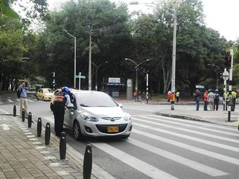 Medellín vive hoy jornada de día sin carro