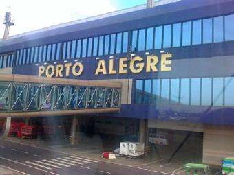 El clima genera retrasos en la operación aérea en Brasil