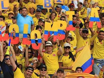 Partidos De Colombia Se Podran Ver En Pantallas Gigantes En Bucaramanga