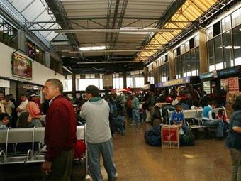 Cerca de 79.000 pasajeros saldrán de Bogotá este puente festivo