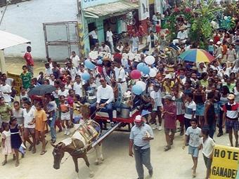 En más de 30 municipios de Antioquia habrá fiestas en los puentes de junio