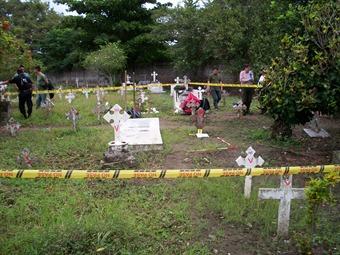 Cementerios en Colombia no reportan sus NN