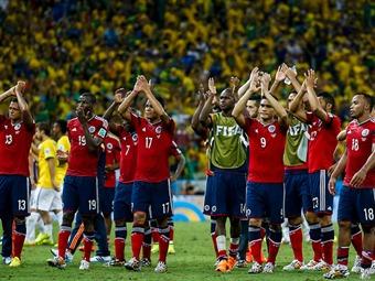 Miles de colombianos recibirán hoy a la Selección en Bogotá