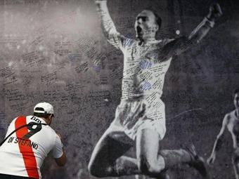 El amistoso entre Millonarios y River servirá de homenaje a Di Stéfano