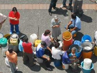Nueva emergencia de agua potable sufre Santa Marta