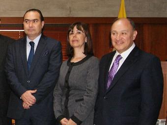 Martha Sáchica reemplazará al saliente magistrado Alberto Rojas Ríos