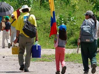 Corte Constitucional rendirá homenaje a víctimas del desplazamiento forzado