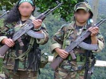 Farc y ELN aumentaron reclutamiento de menores en últimos años: Ejército