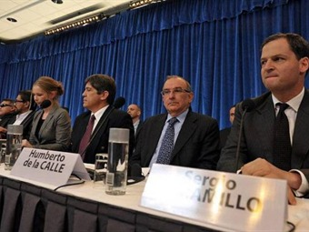 Próxima semana Gobierno y Farc se reunirán en Cuba en medio de tensiones