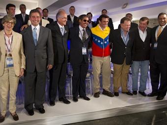 Renuncia Secretario General de la Unidad venezolana