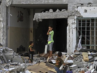 """""""La situación en Gaza solo puede mejorar si se levanta el bloqueo"""": ONU"""