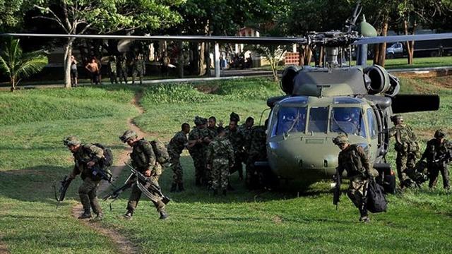 ONU destaca participación de militares activos en proceso de paz