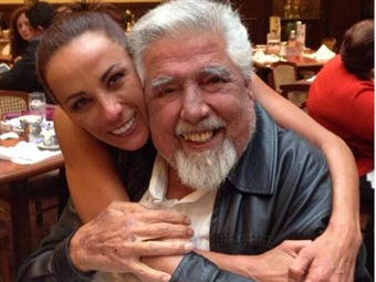 Hospitalizan a Rubén Aguirre, el recordado profesor Jirafales