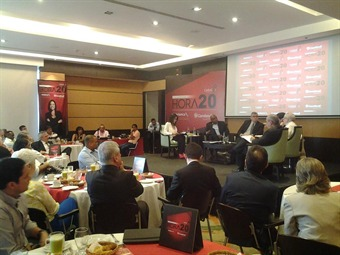Inseguridad, burocracia y corrupción frenan competitividad: Camilo Gómez