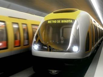 Metro de Bogotá costaría 15 billones de pesos