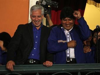 Colombia felicita a Morales y destaca compromiso de Bolivia con democracia