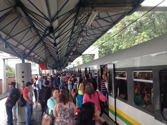 El Metro tendría fallas técnicas desde hace dos meses: Área Metropolitana
