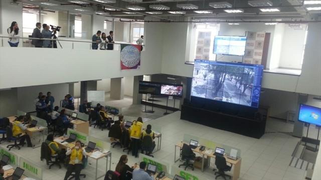 Culmina simulacro de evacuación en Bogotá