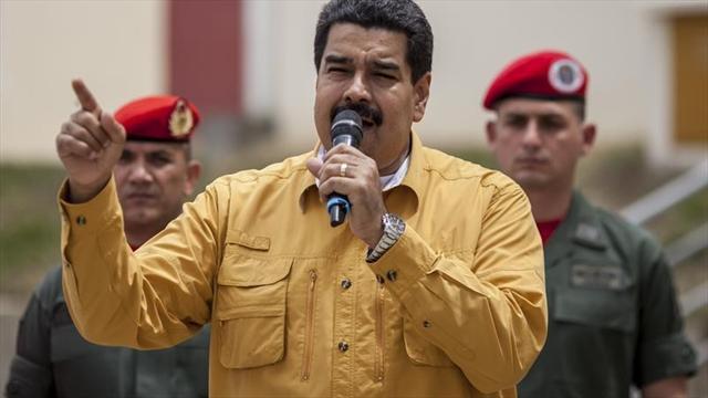 Se desploma popularidad de Maduro en Venezuela