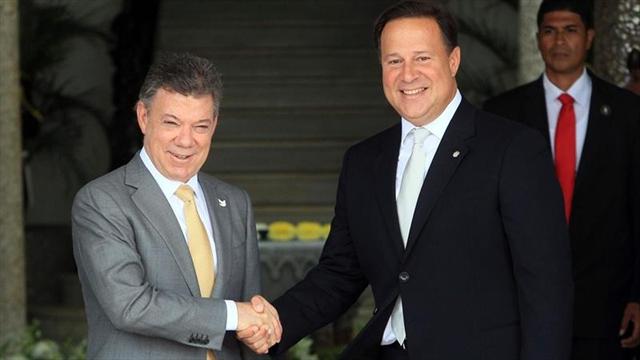 Colombia va detrás de los corruptos y no de los amigos: Santos